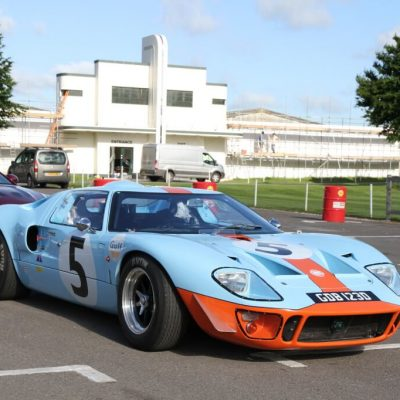 COTFC 2017 - Goodwood Motor Circuit - Photo 4