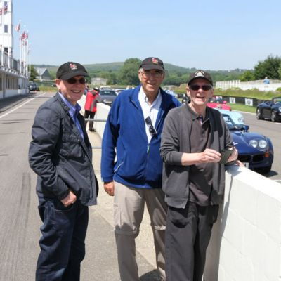 COTFC 2018 - Goodwood Motor Circuit - Photo 273