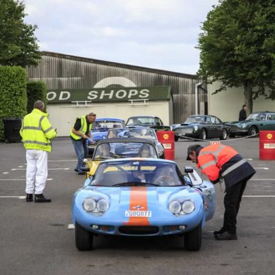 COTFC 2016 - Goodwood Motor Circuit - Photo 4
